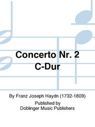 Concerto Nr. 2 C-Dur Sheet Music by Franz Joseph Haydn