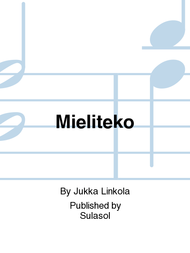 Mieliteko Sheet Music by Jukka Linkola