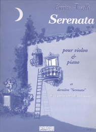 Serenata Op. 6 Sheet Music by Enrico Toselli