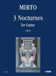 3 Nocturnes Sheet Music by Giorgio Mirto