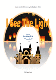 I See The Light Sheet Music by Mandy Moore