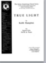 True Light Sheet Music by Keith Hampton