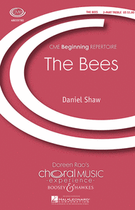 The Bees Sheet Music by Daniel Shaw