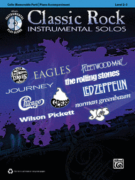 Classic Rock Instrumental Solos for Strings Sheet Music by Various