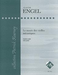 Le musee des vieilles mecaniques Sheet Music by Claude Engel