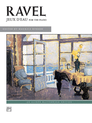 Ravel: Jeux d'eau Sheet Music by Maurice Ravel