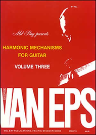 George Van Eps Harmonic Mechanisms for Guitar