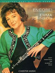 Encore! Emma Johnson Sheet Music by Emma Johnson
