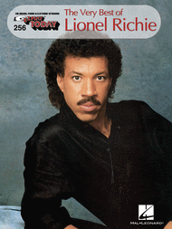 The Very Best of Lionel Richie Sheet Music by Lionel Richie