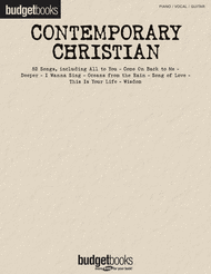 Contemporary Christian Sheet Music by Various