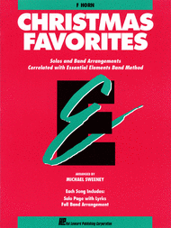 Christmas Favorites - F Horn Sheet Music by Michael Sweeney