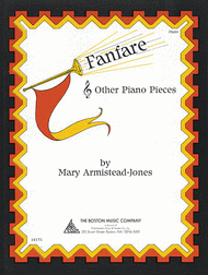 Fanfare And Other Piano Pieces Sheet Music by Mary Armistead-Jones