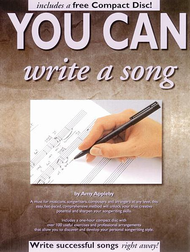 You Can Write A Song Sheet Music by Amy Appleby