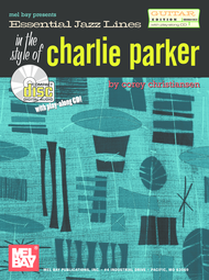 Essential Jazz Lines: The Style of Charlie Parker
