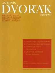 String Quartet Nr. 9 d-Moll