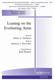 Leaning on the Everlasting Arms Sheet Music by Joel Raney
