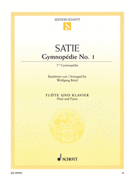 Gymnopedie No. 1 Sheet Music by Erik Satie