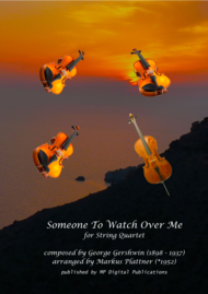 Someone To Watch Over Me for String Quartet Sheet Music by George Gershwin (1898 - 1937)