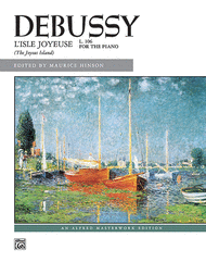 Debussy: L'Isle joyeuse Sheet Music by Claude Debussy