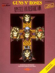 Appetite For Destruction Sheet Music by Guns N' Roses