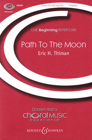 The Path to the Moon Sheet Music by Eric H. Thiman