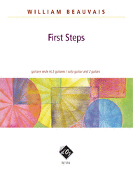 First Steps Sheet Music by William Beauvais