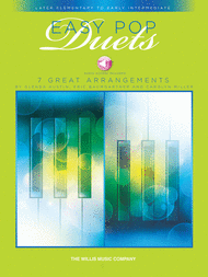 Easy Pop Duets Sheet Music by Various