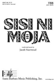 Sisi ni moja Sheet Music by Jacob J. Narverud