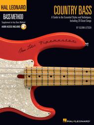 Country Bass Sheet Music by Glenn Letsch