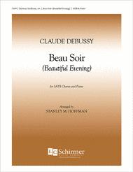 Beau Soir (Beautiful Evening) Sheet Music by Stanley M. Hoffman