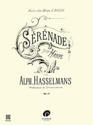 Serenade Op. 5 Sheet Music by Alphonse Hasselmans