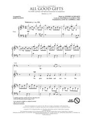All Good Gifts Sheet Music by Godspell (Musical)