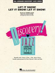 Let It Snow! Let It Snow! Let It Snow! Sheet Music by Sammy Cahn