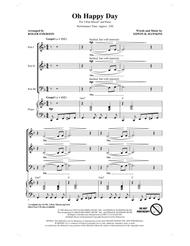 Oh Happy Day (arr. Roger Emerson) Sheet Music by Edwin Hawkins