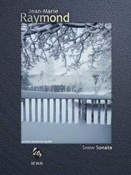 Snow Sonata Sheet Music by Jean-Marie Raymond