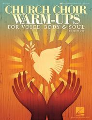 Church Choir Warm-Ups Sheet Music by Janet Day