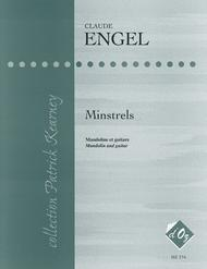 Minstrels Sheet Music by Claude Engel