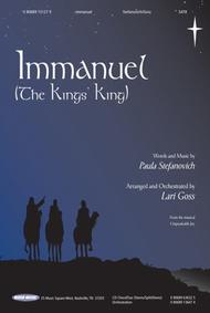 Immanuel Sheet Music by Lari Goss
