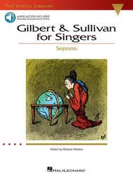 Gilbert & Sullivan for Singers Sheet Music by W.S. Gilbert