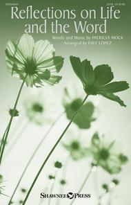 Reflections on Life and the Word Sheet Music by Patricia Mock