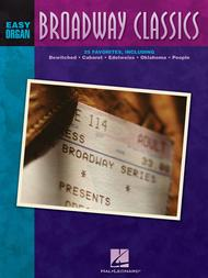 Broadway Classics Sheet Music by Various