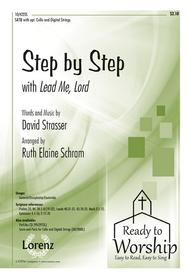 """Step by Step with """"Lead Me"""