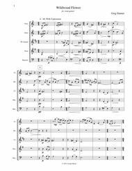 Wildwood Flower Sheet Music by Greg Danner