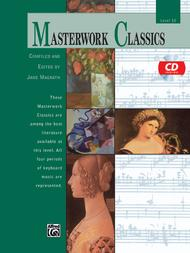 Masterwork Classics Sheet Music by perf. Scott Price