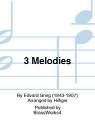 3 Melodies Sheet Music by Hilfiger