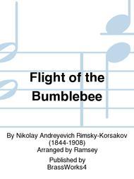 Flight of the Bumblebee Sheet Music by Scott Ramsey