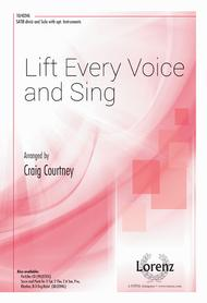 Lift Every Voice and Sing Sheet Music by Craig Courtney