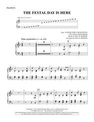 The Festal Day Is Here Sheet Music by Hal H. Hopson