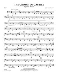 The Crown Of Castile - Tuba Sheet Music by Johnnie Vinson