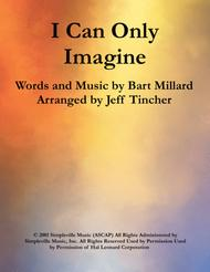 I Can Only Imagine Sheet Music by MercyMe